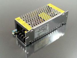 LED tápegység 12 Volt, ipari (10A/120W) Slim (vékony) 120S