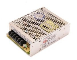 LED tápegység 12 Volt, ipari (6A/75W) Mean Well 75