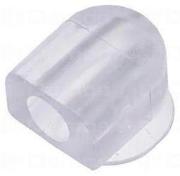 Tapadókorong polcra, MV02, átlátszó, 13x15 mm