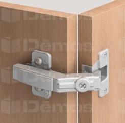 Pánt harmónika ajtóra, Clip Top, több változatban