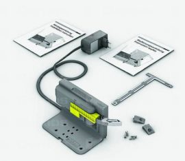 Blum Z10NA20EE UNO elekktromos szett S-D 1 fiókra
