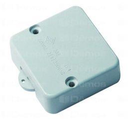 Mechanikus kapcsoló bútorajtókra (nyitáskor kapcsol be), 12V DC, 240V AC, max 2A, /2x0,75 mm