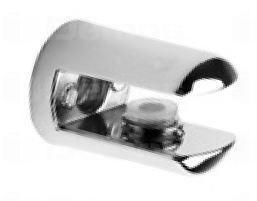 Polctartó üveg polcra ZUZINA, 11 mm, 19x24 mm