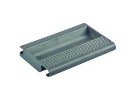 Strong fogantyú belső fiókra, szürke, /csak 204 mm-hez/